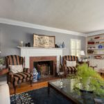 2437 Lambert Drive Pasadena Living Room